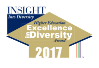 2017 INSIGHT Into Diversity Higher Education Excellence in Diversity Award