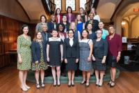Leading Women at Tech Fourth Cohort Kickoff